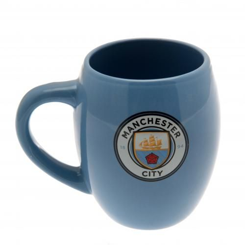 Manchester City Mug Large Cup Mcfc Merchandise Gifts